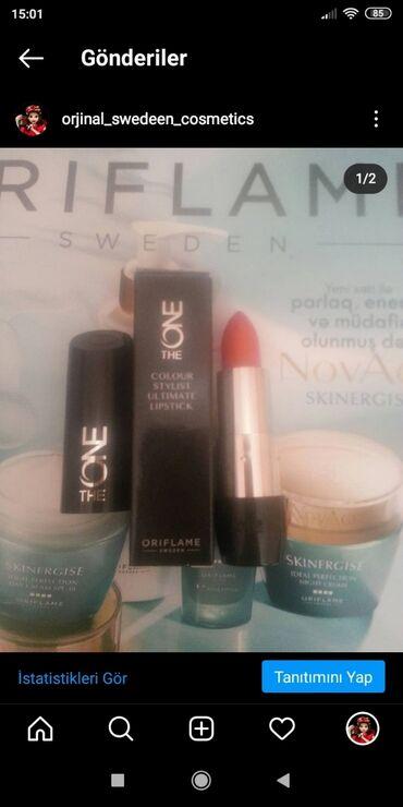 Kosmetika - Aşağı Güzdək: Dodaq boyasi