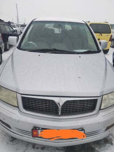 mitsubishi raider в Кыргызстан: Mitsubishi Chariot 2.4 л. 2002 | 200000 км