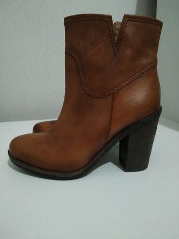 Продаю новые ботинки, которые покупались в Австрии 38 р. Пр-во Италия