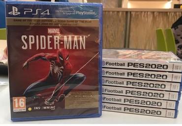 pes 2017 - Azərbaycan: Spiderman, Pes 2020