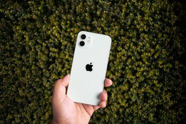iphone 11 pro цена ош in Кыргызстан   APPLE IPHONE: IPhone 11   64 ГБ   Белый Б/У   Гарантия, Кредит, Беспроводная зарядка