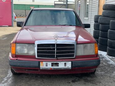 Mercedes-Benz E-Class 2.3 l. 1989