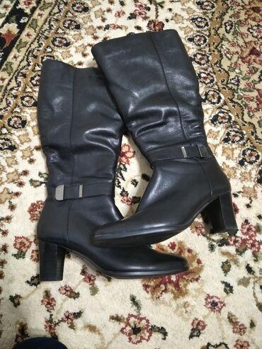 женские платья дешево в Кыргызстан: Продаю зимние сапоги женские кожаные качество люкс новый .Пишите если