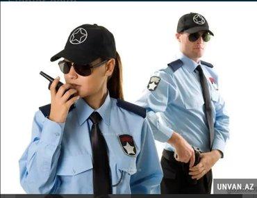 Bakı şəhərində Otela muhafizeciler telab olunur 22-40 yaw herbi bilet mutleqdir boy