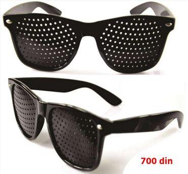 Rupičaste naočare Vam mogu pomoći:– u sprečavaju slabljenje vida– u