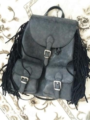новый рюкзак,  привезла из турции в Бишкек