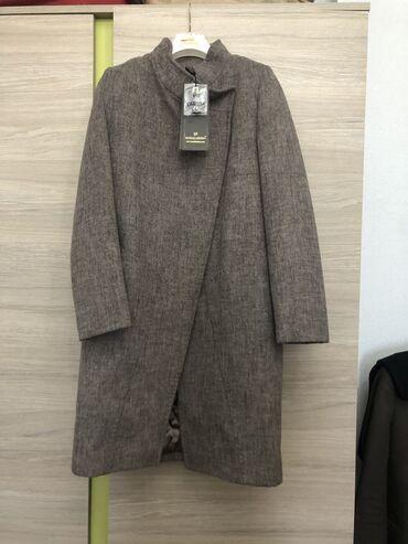 пальто женское зимнее бишкек в Кыргызстан: Продаётся новое женское пальто. Размер: 44