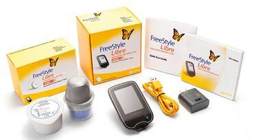 Medicinski proizvodi - Srbija: FreeStyle Libre - Senzor za merenje šećera u krvi - 60. € - u dinari