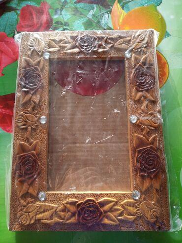 Декор для дома - Лебединовка: Рамка для фотоРазмер 37.5 высота27 ширинаИз дереваНаходится в