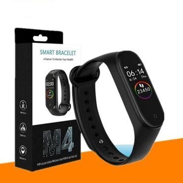 купить запчасти на мерседес w210 в Кыргызстан: Продам новые смарт часы м4 БЕСПЛАТНЫЕ ЗАПЧАСТИ при первой
