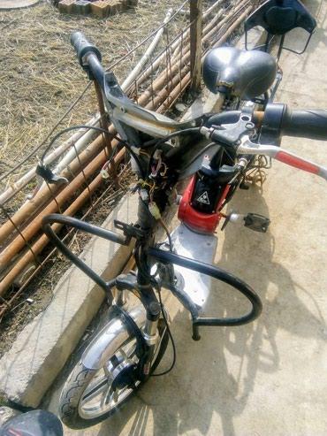 Срочно в городе Ош продам электроскутер китайский не на ходу надо