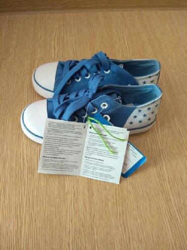 замшевые туфли на каблуках в Кыргызстан: Новые Кеды 34 р цена 350с р-н Орто сайский рынок