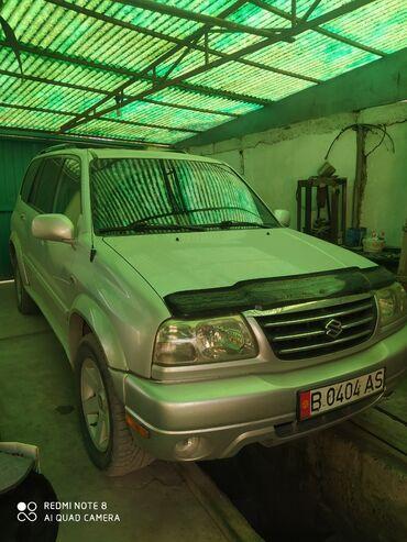 Suzuki - Кыргызстан: Suzuki XL7 2.7 л. 2003 | 200000 км