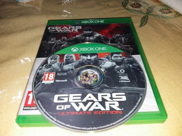 Gears of war ultimate edition rare replay σε καλη κατασταση και τα δύο