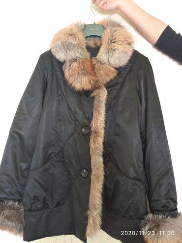 Куртка пихора. Ооочень тёплая.На 48-50. Внутрь снимается