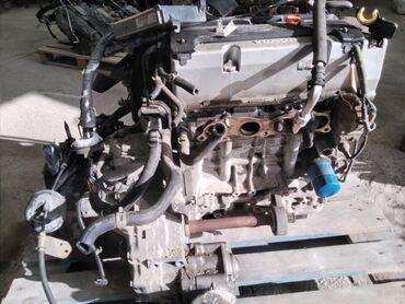 ДВИГАТЕЛЬ ХОНДА СРВ РД7  Honda Cr-V RD7  НОМЕР K24A4  Год 2005