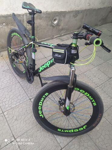 прицеп для велосипеда в Кыргызстан: Продаются велосипед в хорошем состоянии. срочно нужно денег,сам за 12