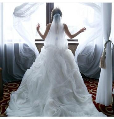 летнее платье трапеция в Кыргызстан: Скромное платье