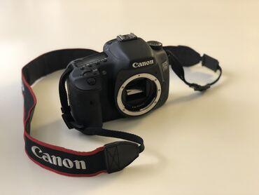 fotoaparat aksesuarlari - Azərbaycan: Canon EOS 7D Spishka Mago pixelSD kart 16gbCanon cantasıqutusu