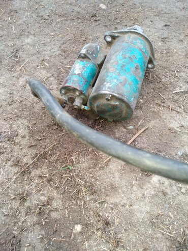 Продаю стартер для пускача запчасти для тракторов МТЗ ЮМЗ в Каракол