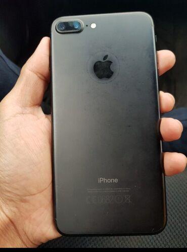 Apple Iphone - Кыргызстан: Б/У iPhone 7 Plus 32 ГБ Черный