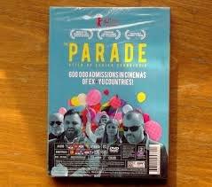 Film dvd parada nov - Belgrade