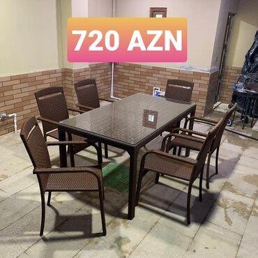 pulsuz bag evleri - Azərbaycan: Bag mebelleriMasa ve oturacaqlarRattan mebelBaki daxili pulsuz