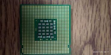 Компьютеры, ноутбуки и планшеты в Токмак: Процессор Intel celeron 775 coket. *2.8ghź 553 чистота . Для не сложны