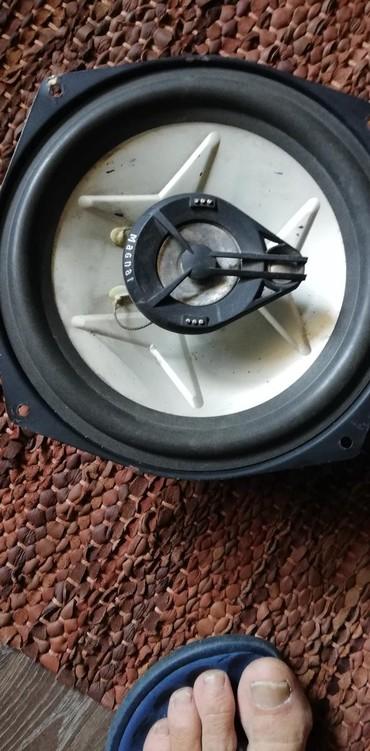 Elektronika - Ub: Magnat zvucnici na prodaju, ekstra dobri, nisu popucala membrane,190cm