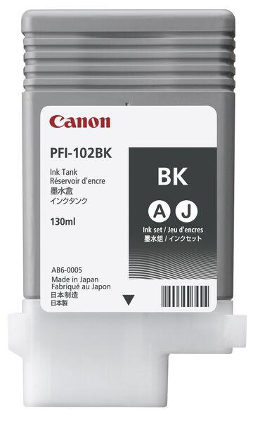 canon 4410 - Azərbaycan: CARTRIDGE PFI-102BK BLACKUYGUNLUQ: Canon iPF510., Canon iPF605, Canon
