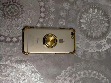 apple iphone 6 s в Кыргызстан: Б/У iPhone 6s 64 ГБ Золотой
