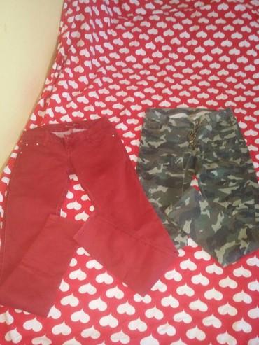 Farmerke-para - Srbija: Akcija dva para pantalona 36, cena za oba para