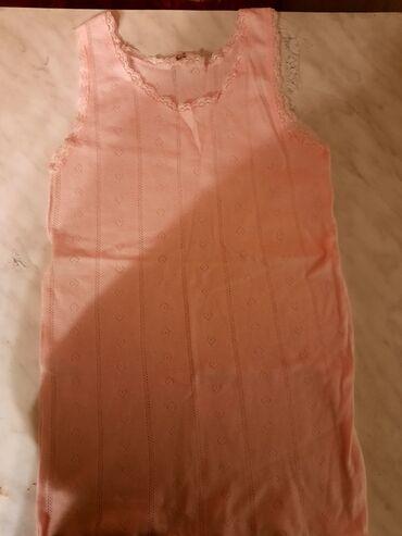 Майка розовая,на ней ничего нету ни пятен ни разу не одевала в хорошем