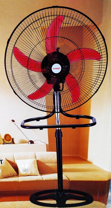 вентилятор-вн-2 в Кыргызстан: Вентилятор 3в1 можно использовать как настольный и настенный. Доставка