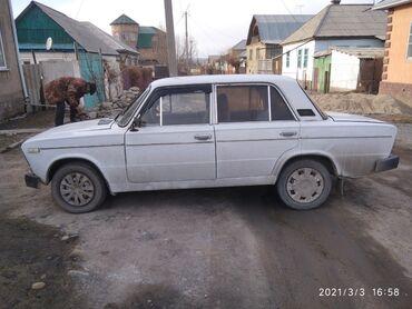 ВАЗ (ЛАДА) 2106 1.6 л. 1986   180 км
