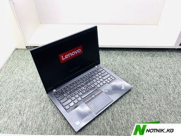 Компьютеры, ноутбуки и планшеты - Кыргызстан: Ультрабук LENOVO-THINKPAD-модель-T460s-процессор-core
