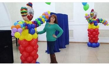 шары фонарики в Кыргызстан: Клоуны из шариков шары шарики