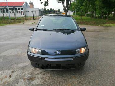 Punto - Srbija: Fiat Punto 1.2 l. 2002 | 256000 km