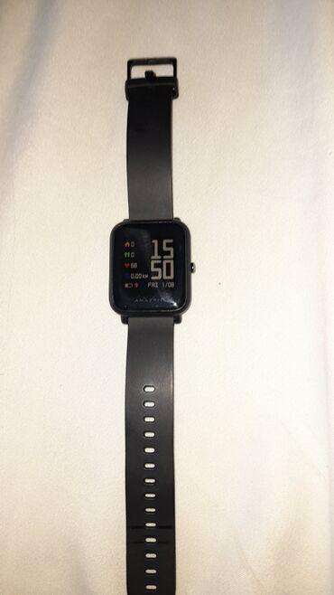 Qol saatları - Ağdaş: AMAZFIT saati ela veziyetde tecili satilir