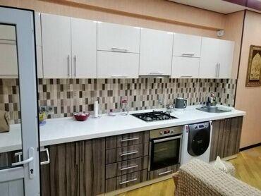 koridorda dolap - Azərbaycan: Mənzil satılır: 3 otaqlı, 121 kv. m