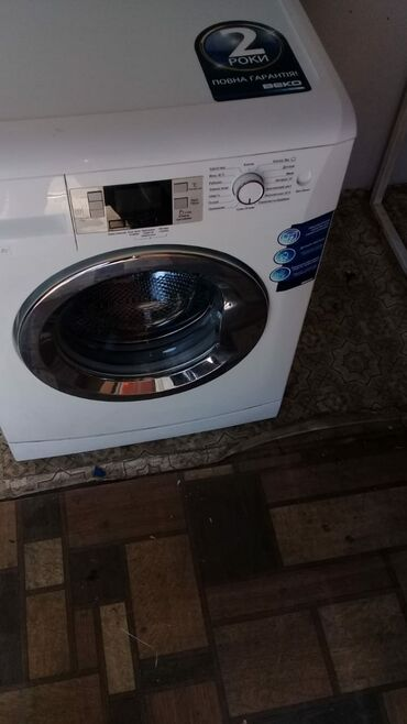 - Azərbaycan: Öndən Avtomat Washing Machine Beko 7 kq