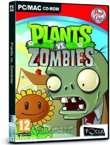 Plants vs zombies - Boljevac