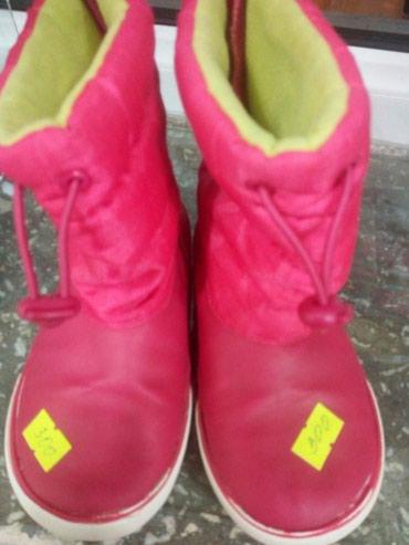 Продаются детские сапожки б/у в в Кара-Балта