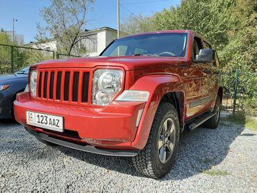 Jeep - Бишкек: Jeep Cherokee 3.7 л. 2008 | 114000 км