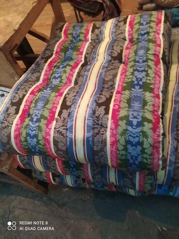 Декор для дома - Бишкек: Матрац одеяло жууркан летный одеяло плеть покрывало машына тошок