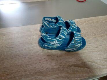 Bez cipele - Srbija: Ocuvane adidas sandale 24 bez ostecenja. Divne i lagane