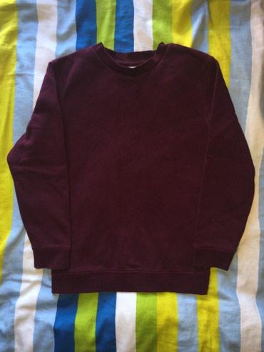 TU бордовый свитер. Состояние отличное. Размер 6 лет