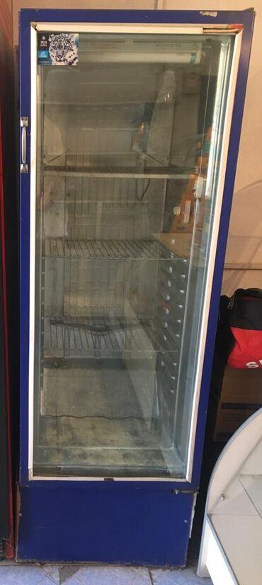 Продаю витриный холодильник и весы!Цена холодильника 6500с,весы