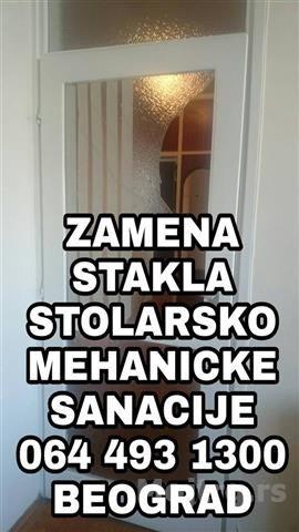 Stolarsko-mehaničke,popravke i reparacije prozora i vrata od drveta - Belgrade