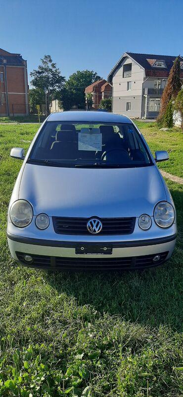 Volkswagen | Srbija: Volkswagen CrossPolo 1.4 l. 2003 | 153362 km
